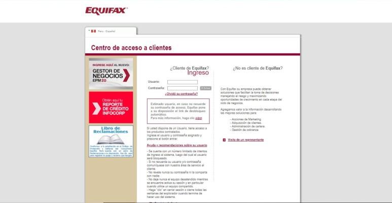 acceso a clientes